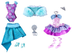 barbie dance fashion pack fashions explore