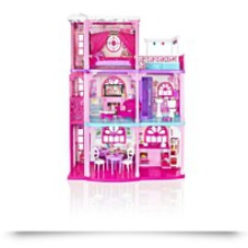 On SaleBarbie 3STORY Dream Townhouse