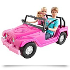 On SaleBarbie And Ken Beach Cruiser
