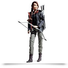Barbie Collector Hunger Games Katniss
