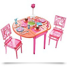 Barbie Dinner To Dessert Dining Room