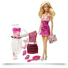 Barbie Doll And Fashions Barbie Gift