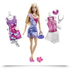 Barbie Fashionistas Doll Ultimate Wardrobe