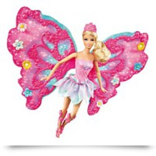 Barbie Flower n Flutter Fairy Barbie