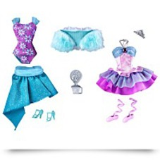 Barbie I Can Be Dance Fashion Pack