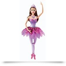 Barbie In The Pink Shoes Ballerina Odette