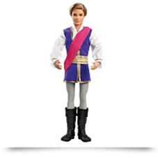Barbie In The Pink Shoes Prince Siegfried