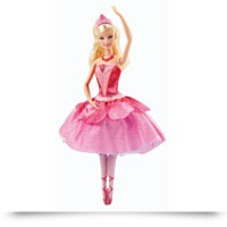 Barbie In The Pink Shoes Transforming