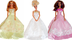 dresses barbie royal wedding collection dress