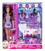 barbie doll fashions teresa purple dress