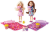 barbie chelsea slumber party giftset doll