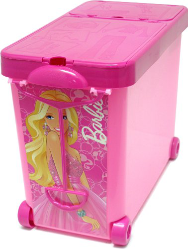 Barbie Store It All