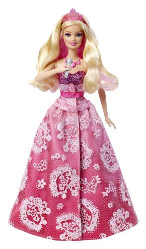 Barbie The Princess And The Popstar 2IN1