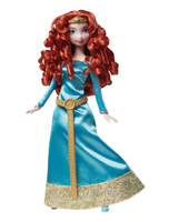 Disneypixar Brave Merida Doll